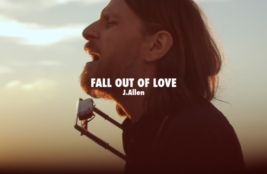 J. Allen - Fall Ouf Of Love for Record New York