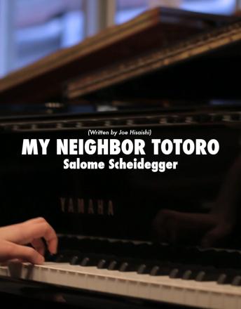 Salome Scheidegger - My Neighbor Totoro
